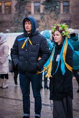 Kyiv, Euro Maidan 2013 (Oleksii Leonov) Tags: people 50mm ukraine kyiv maidan sal50f14 700 euromaidan