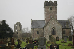 St Mary's Church (aitch tee) Tags: church southwales stmaryschurch walesuk taphology ancientrelic coity