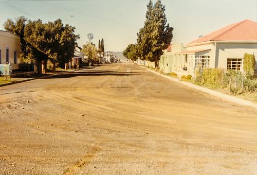 Main road - Venterstad