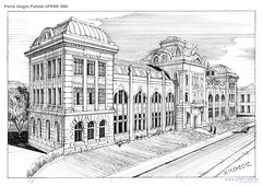 Porto Alegre Parobé UFRGS 1920
