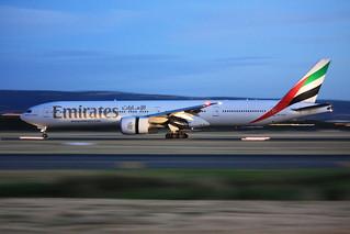 777-300ER  A6-ECO