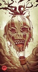 Nice Disguise Bro'! (Fat Heat .hu) Tags: ink cartoon ps wacom digitalcoloring archivalink fatheat