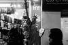 Liberty (JoelZimmer) Tags: blackandwhite newyork unitedstates manhattan midtown statueofliberty 24mmf28 nikond7000