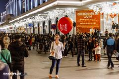 Tet 2014 1 (hughderr) Tags: new city travel urban girl beautiful festival female festive colorful flickr year crowd balloon chinese chinesenewyear vietnam adventure tet hanoi crowds hoankiem 2014 hoan kiem wanderrlust tet2014