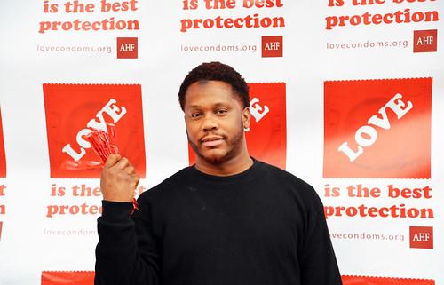 International Condom Day, 2014: Atlanta, Georgia