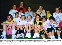 1994 Meisjes E