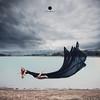 Blackout (juandiegojr) Tags: sky cloud lake black water contrast levitation muse blackout drama storytime longdress strobist juandiegojr juandiegojrcom nikkoraf50mmƒ14d vanessamartín d800e