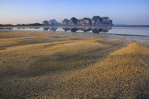 Hua Hin Beach, Trang Province, Thailand