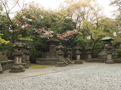 Tokugawa graves @ Zojoji Temple by *_*, on Flickr
