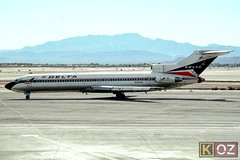 Delta Airlines Boeing 727-247/Adv (N2812W) (ChicagoKoz (ORDSpotter)) Tags: travel las airplane aircraft aviation flight jet dal delta business transportation airline western boeing dl 1990s airliner mccarran jetliner planespotting commercialflight b727 deltaairlines commercialaviation 727200 westernairlines avgeek commercialaircraft airlineindustry frequentflier airportoperations b722 aviationspotting lasvegasmccarraninternationalairport 727247adv n2812w chicagokoz klaslasvegas kevinkoske