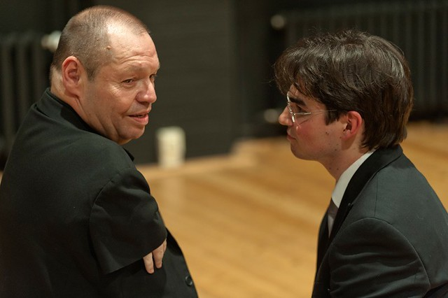 Thomas Quasthoff und Manuel Walser © Martin Walz