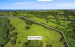 Proposed Lot 10 Possum Creek Ridge, Bangalow NSW