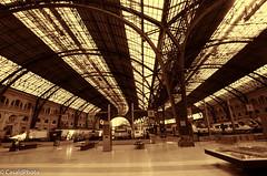 estacion de França (casalderreyj) Tags: frança estacion ferrocarril renfe barcelona