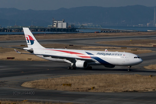 Malaysia Airlines 9M-MTD