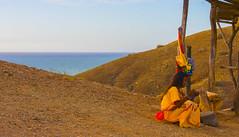 F20170325_157 (Sergio Ortiz F.) Tags: guajira beach sun sunset colombia wayuu yellow nature natura girl