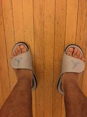 IMG_9962 (_bagent1) Tags: myfeet boyfeet chubbyfeet barefeet bearfeet thickfeet chubbytoes chubby chubbysoles soles slides sandals tops toes