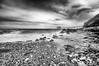 Before the storm... (Lupogrande25) Tags: sea trabocco storm clouds waves blackwhite rocks sky dark italy abruzzi nikond300 nuvole mare tempesta onde ngc
