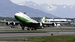 EVA Air Cargo (colombian907) Tags: anc panc anchorage alaska airport planespotting evaaircargo b16462 worldteamaviationphotography