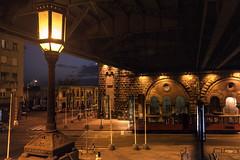 Old town (Master Iksi) Tags: belgrade beograd srbija serbia canon night old street lantern