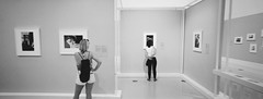 Looking at Eggleston ii (@fotodudenz) Tags: hasselblad xpan film rangefinder super ultra wide angle 30mm kodak bw400cn national gallery victoria melbourne william eggleston 2017 exhibition ngv