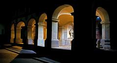 Maribor's town castle arcade (Matjaž Skrinar) Tags: nikonsigma 1025fav maribor 100v10f 250v10f 500v20f