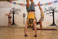 Mazunte town yoga-2
