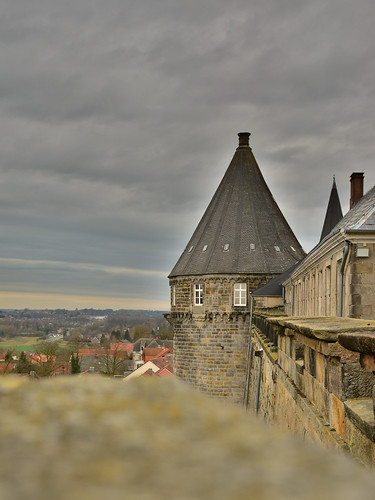 Castle Bad Bentheim in HDR