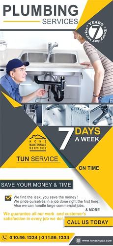 Tun Service - plumbing - electrical - heating - 7…