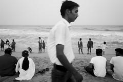 Marina Beach, Chennai (bmahesh) Tags: marinabeach chennai tamilnadu india people beach life ricohgr street wwwmaheshbcom
