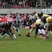 "26. März 2017_Sen-018.jpg<br /><span style=""font-size:0.8em;"">Bern Grizzlies @ Calanda Broncos 26.03.2017 Stadion Ringstrasse, Chur<br /><br />© <a href=""http://www.popcornphotography.ch"" rel=""nofollow"">popcorn photography</a> by Stefan Rutschmann</span> • <a style=""font-size:0.8em;"" href=""http://www.flickr.com/photos/61009887@N04/33302524870/"" target=""_blank"">View on Flickr</a>"