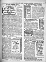 Sears Drug Department,1900 (kevin63) Tags: lightner page illustration blackandwhite old vintage antique reprint searsroebuck catalog 1900drug department heartcure patentmedicine australian asthma dyspepsia consmption catarrh powders