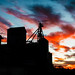 Sunset, Marfa, Texas