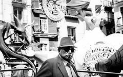 Bigotes (The Fresh Feeling Project*) Tags: elcarmen valencia bigote fallas señor puro coincidencia blancoynegro bn noiretblanc tabaco moustache sombrero hat art street streetphoto streetphotography streetphotographer city old man oldman contrast
