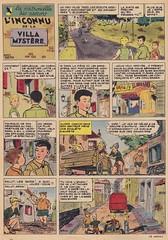 Spirou Nr. 948 / Seite 10 (micky the pixel) Tags: comics comic heft magazin vintage leséditionsdupuis spirou micheltacq mitacq lapatrouilledescastors dieblauenpanther pfadfinder scout