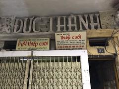 Duc-Thanh (davidjonathanross) Tags: contrast horn serif sign uprighta vietnam