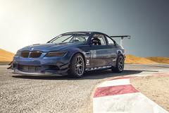 BMW M3 - T-S5 Satin Titanium (TITAN7WHEELS) Tags: color correction done