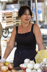 Sicily beauty (giuggilopre) Tags: portrait sicily beauty fruit folk catania color woman smile streetphotography