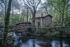 Refuxio de Verdes III (xulio.barreiro) Tags: coristanco costadamorte acoruña galicia rioanllons hqnd30 water green