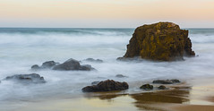 A View from Malibu 7 (MarcCooper_1950) Tags: water ocean sand rocls beach sunset coastal malibu leocarrillostatebeach southerncalifornia nikon d810 longexposure ndfilter waves foam surf pastels