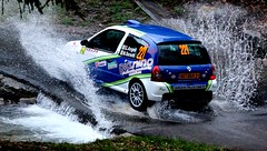 Renault Clio N3 (valentinamurtas) Tags: 700d canon eos beauty comment car auto trn cir ilciocco ciocco cioccorally sanrocco sanroccointurrite guado pescaglia acqua beautiful cool city favourite fiume good gas italia italian italy lucca macchina photography passion photo potograph ph rally rallycar toscana blue clio renaultclio renaultcliors n3
