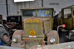Lancia 3Ro (riccardo nassisi) Tags: car camion truck rust rusty relitto rottame ruggine ruins scrap scrapyard collezione righini lancia fiat bianchi abbandonata abandoned abbandonato