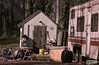 America.. (Ken B Gray) Tags: modernamericana life living america thesouth slumming trailers rural georgia changingeconomy hardtimes