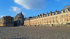 03 Versailles Mars 2017 la Cour d'Honneur du Château (paspog) Tags: versailles france château castle schloss châteaudeversailles février february februar 2017