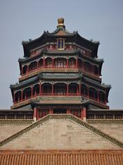palais d'été, Pékin (jffourmond) Tags: beijing china chine pékin palaisdete summerpalace