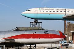 TY-BBW Boeing B707-321 (Fabke - Aviation Photography) Tags: n758pa gayrz vpbdg c6bdg n433ma n707hd tyaam tybbw republikedubenin boeing b707 boeing707 preserved preservedairplane wetteren gowalt expo