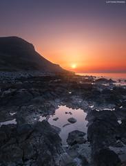 LEKR2592(A) (Lefteris Kriaris) Tags: greece crete landscape seascape sunset