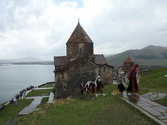 Sevanvank (plutogno) Tags: armenia monastery church lake sevan traditional dress folklore