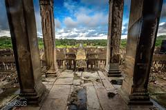 AngKor wat - Cambodia (PhotoGSuS) Tags: angkor angkorwat buddhisttemple cambodia camboya unescoworldheritagesite capitaltemple jungle temple krongsiemreap siemreapprovince kh