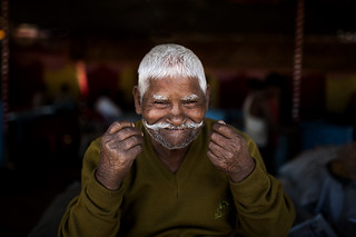 A Sweet Vendor | Pushkar