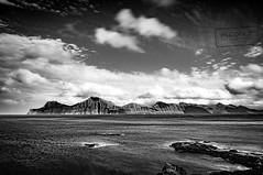 The view from Gjógv - Faroe Islands (@PAkDocK / www.pakdock.com) Tags: 2016 adventure cliff clouds faroe faroese feroe grass grassland green island islands islas lake landmark landscape nature ocean outdoor outdoors pakdock panorama panoramic planet scotland sea sunny travel village wanderlust gjogv long exposure longexposure blackandwhite noir monochrome